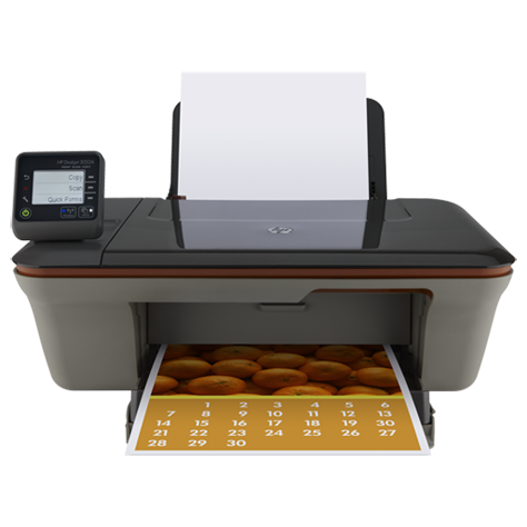 HP DeskJet 3052 e-All-In-One