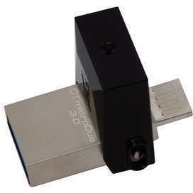 Kingston Pendrive 16GB MicroUSB OTG 3.0 MicroDuo