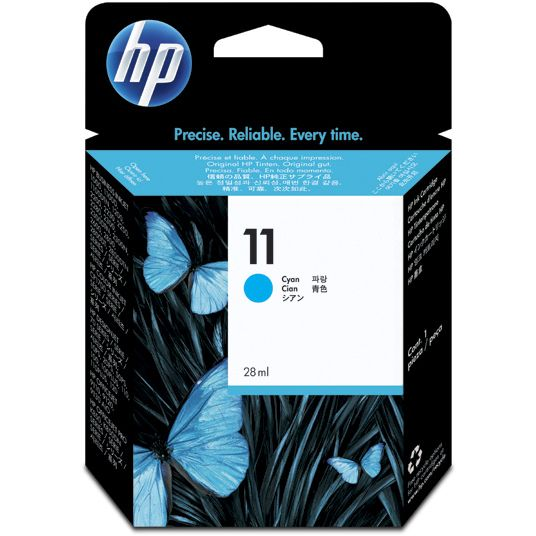 HP 11 Cyan Original C4836AE