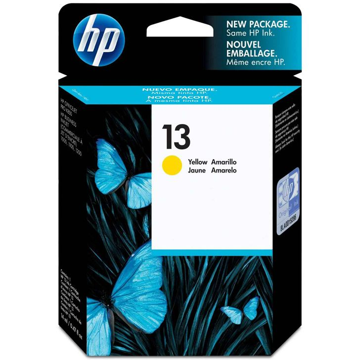 HP 13 Amarillo Original C4817AE