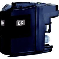 Brother LC123BK / LC121BK Negro V3 (Nuevo chip) Compatible LC-123BK LC-121BK
