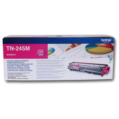 Brother TN245M Magenta Toner Original TN-245M HL3140CW HL3150CDW