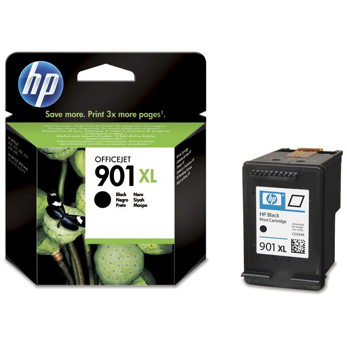 HP 901XL Negro Original CC654AE