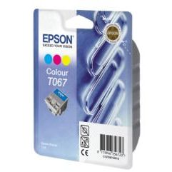 Epson T067 Color Original C13T067040