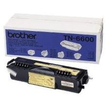 Brother TN6600 Negro Original Toner HL1030 DCP9750 FAX 8370 TN-6600