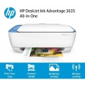 HP DeskJet 3635 AllInOne